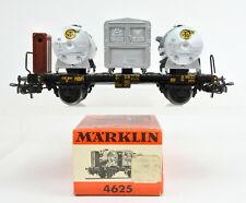 MARKLIN HO SCALE 4625 DB VTG CONTAINER WAGON #012 200  -E