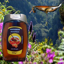Honey Organic 100% Pure of flowers 500g 1.1lb Execelente Flavor Portuguese