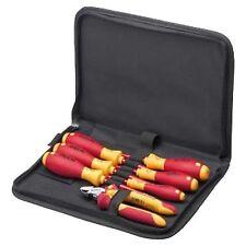 Set di Cacciaviti Cutter SLIM Wiha 38020 VDE 7 pezzi Kit di strumenti da taglio ELETTRICISTI
