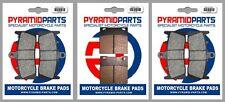 Front & Rear Brake Pads for Kawasaki ZRX1100 ZX7R ZX12 ZX12R