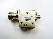 Alcatel 40B49-24 RF Isolator 111907-1