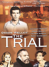 Orson Welles' The Trial (DVD, 1962)