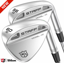 WILSON STAFF MODEL HI TOE GOLF WEDGES / AVAILABLE IN 56° & 60° / NEW FOR 2020 !!