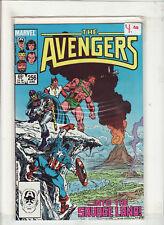 Avengers #256 vf/nm