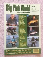 Big Fish World Number 3 Three  Magazine Winter 1990/91 Edited By Kevin Clifford