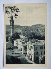 REZZOAGLIO panorama bar trattoria Genova vecchia cartolina