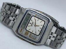 Vintage Seiko Ana-Digi H357-5050 Quartz - Alarm-Chronograph - Working OK