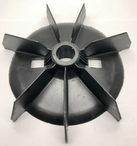 Electric Motor Plastic Cooling Fan Impellor 190mm Bore Impeller 22mm AE42295045