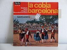 LA COBLA BARCELONA Sardanes Meditatio BEL AIR 241036