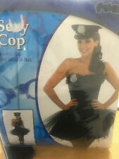 Fun Shack Sexy Cop Costume fancy Dress