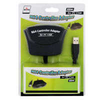 New Nintendo 64 Controller Adapter for PC Mac Dual USB to N64 Mayflash 2 Port