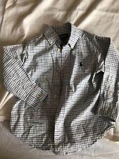 9f67dd9b6 Polo Ralph Lauren boys big Pony Dress Oxford Shirt 3T
