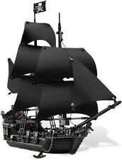 THE BLACK PEARL Pirates of the Caribbean 4184 Pirate Ship LEGO Compatible16006