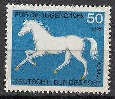 TIMBRE ALLEMAGNE  NEUF N° 444 ** CHEVAL