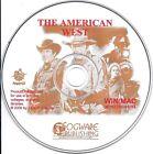 The American West PC & MAC CD (Fogware kids children learn fun education school)