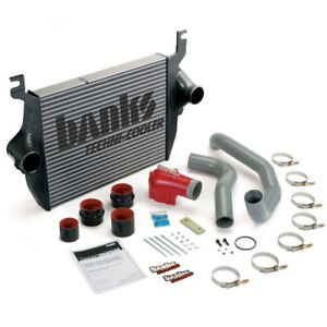 Banks Power for 05-07 Ford 6.0L F250-450 Techni-Cooler System - gbe25975
