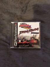IHRA Motorsports Drag Racing (Sony PlayStation 1, 2001)