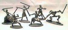 STAR WARS CLONE WARS METAL FIGURES Tokens General Grevious Monopoly Ahsoka