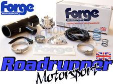 Forge Megane 225 2.0 Turbo Blow Off Dump Valve & Fitting Kit FMFK054 *Black* New