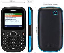 DUAL SIM 101 music mobile SIM FREE-Torch, MICRO SD CARD SLOT (BLACK)