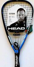 "HEAD Graphene 360 Extreme 155 Racquetball Racquet - Delta Form 3 5/8"""