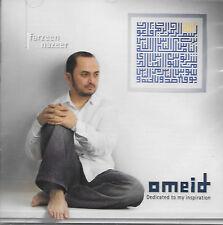 FARZEEN NAZEER - OMEID DEDICADO TO MY INSPIRACIÓN - NUEVO ISLÁMICO CD