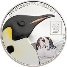 Emperor Penguin WWF 2016 Tanzania Cuni