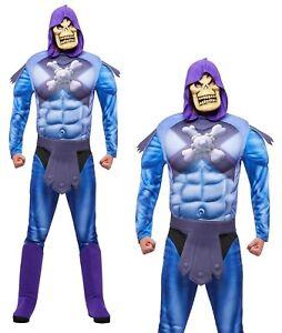Perücke He-Man Zubehör Kostüm Verkleidung Karneval Ps 05480