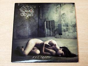 Phobos Corp/Felicity/2012 CD Album/Greek Metal