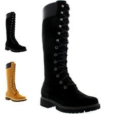 "Womens Timberland Premium 14"" Waterproof Earth Keeper Knee High Boots UK 3-9"
