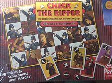 Check the ripper Familienspiel ASS Brettspiel England action Nr. 25540.1 OVP NEU