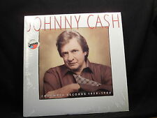 Johnny Cash - Columbia Records 1958-1986    2 LPs