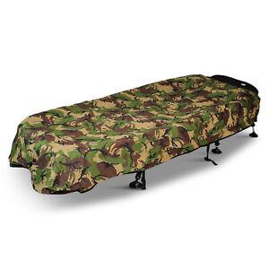 Abode DPM Peach Skin Wind-Out Fleece Bedchair Blanket Carp Fishing Bed Cover