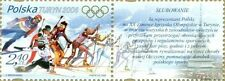 POLEN 2006 Set 20th Winter Olympic Games TURIN 2006(2006; Nr kat.:4077