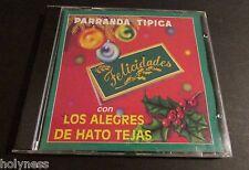 LOS ALEGRES DE HATO TEJAS / PARRANDA TIPICA / CD