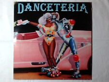 LP DANCETERIA ITALO DISCO MIKE FRANCIS FIREFLY ENGIAN NATASHA KING BRENDA WATTS