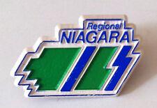 REGIONAL NIAGARA, ONTARIO, CANADA  PLASTIC PIN