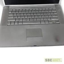 "Apple PowerBook G4 15.2"" A1095 1.33Ghz 512MB 60GB (PARTS OR REPAIR) *SOLD AS IS*"