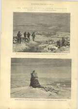 1881 American Franklin Search Expedition John Irving Monument