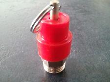 """Soupape de sécurité pour compresseur , diamètre 1/4 """", neuve"""