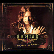 FREE US SHIP. on ANY 3+ CDs! ~Used,Very Good CD Benise: Nights of Fire!