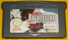 TOM CLANCY'S RAINBOW SIX ROGUE SPEAR Game Boy Advance »»»»» SOLO CARTUCCIA
