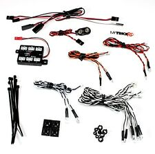 Off Road RC Rock Crawler Kit, MYK-OR3, RC Light Kit