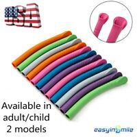 Easyinsmile Dental 12Pcs/Bag Evacauation Suction Vented Hve Tip 6Colors Assorted