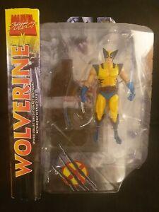 "Marvel Select Wolverine 7"" Diamond Toys Select"