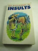 """""""The Dictionary of Insults"""" cartoons by Larry"""