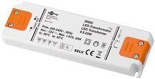 Goobay LED driver 12V (DC)/20W 12V DC for LEDs upt to 20W total load (30002)