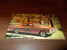 1964 Mercury Comet Caliente Hardtop Advertising Postcard