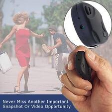 Hidden Spy Cam Camera Nanny DVR Video Recorder Mini Spy Keychain Car Cam USB HD