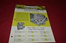 Euclid EUC C-6 Crawler Tractor Hydraulic Pump Dealer's Brochure DCPA6